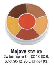 6 Color Mojave Wheel DuraCover Wheel / 1oz/28gm