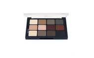 12 Color Essential Eye Shadow Palette / .81oz/23gm.