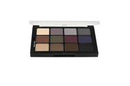 12 Color Cool Glam Shadow Palette / .84oz/24gm.