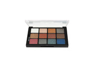 12 Color Modern Neutrals Pearl Sheen Palette / .84oz/24gm.