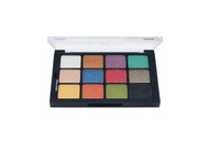 12 Color Modern Brights Pearl Sheen Palette / .84oz/24gm.