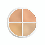 4 Color Total Cover-All  Concealer Wheel 4 Colors / .5oz./14gm.