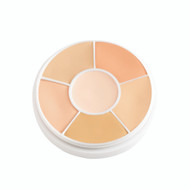 6 Color Total Cover-All I Concealer Wheel/ 1oz./28gm.