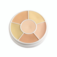 6 Color Total Cover-All II Concealer Wheel/ 1oz./28gm.
