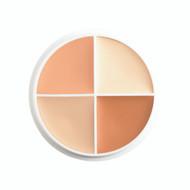 4 Color Highlight Concealer Wheel / .5oz./14gm.