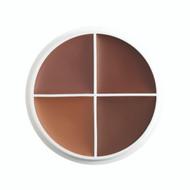 4 Color Shadow Concealer Wheel / .5oz./14gm.