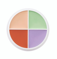 4 Color Corrector Concealer Wheel / .5oz./14gm.
