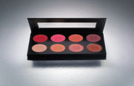 8 Color Theatrical Rouge Palette / .98oz./28gm.