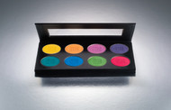 8 Color Lumière Brilliants Magnetic Palette / .72oz./21.6gm.