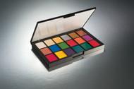 18 Color Lumière Creme Palette / 2.25oz./64gm.