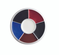 6 Color Master Disaster Creme FX Wheel