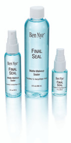 Final Seal Matte Makeup Sealer