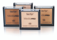 MediaPro HD Sheer Foundation