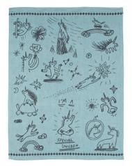 Special Unicorn Dish Towel