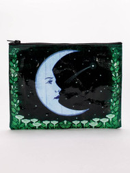 Moon Zipper Pouch