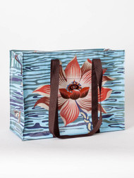 Lotus Shoulder Tote