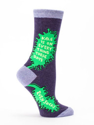 Kale Crew Socks