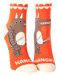 Hangry Ankle Sock