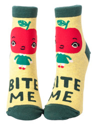 Bite Me Ankle Sock
