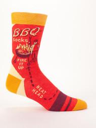 BBQ Men's Socks