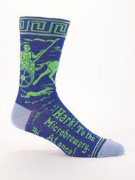 Hark! Microbrewery Men's Socks