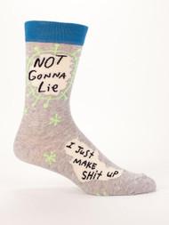 Not Gonna Lie Men's Socks
