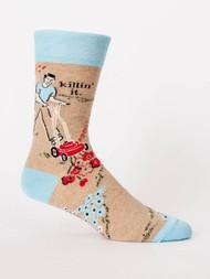 Killin' It Men's Sock