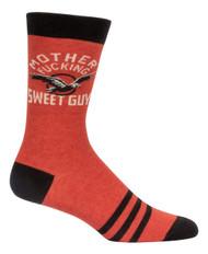 Motherfuckin' Sweet Guy Men's Socks