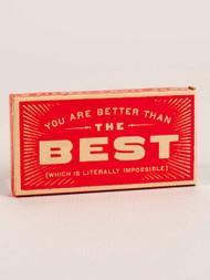 Better Than The Best Gum