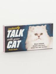 Talk With Your Cat Gum