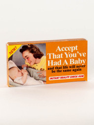 Accept You've Had A Baby Gum