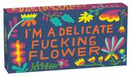 Delicate Fucking Flower Gum