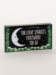 You Leave Sparkles Gum