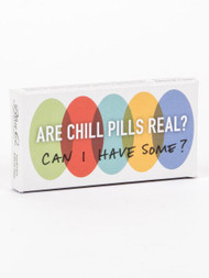 Are Chill Pills Real? Gum