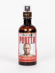 Vladimir Poo-tin Lavatory Mist