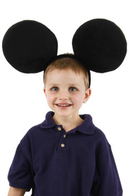 Disney Consumer Products Oversized Mickey Ears Headband