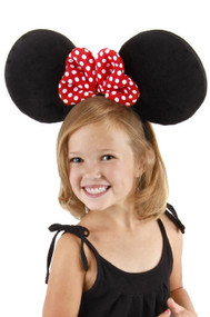 Disney Consumer Products Oversized Minnie Ears Headband