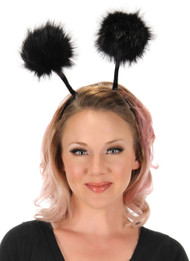 elope Bendy Bug Pom Antennae Headband