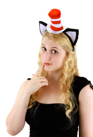 Dr. Seuss The Cat in the Hat Economy Headband