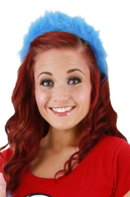 Dr. Seuss Thing 1&2 Fuzzy  Headband