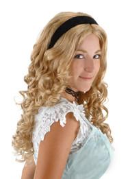 Disney Consumer Products Alice Wig with Headband