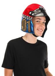 elope Kids Racer Plush Helmet