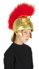 elope Kids Roman Soldier Plush Helmet