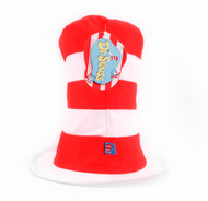 Dr. Seuss Kids The Cat in the Hat Tricot Plush Hat