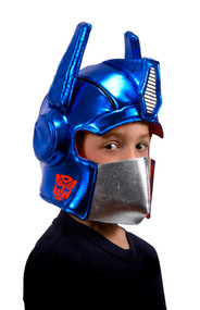 Hasbro Kids Optimus Prime Plush Helmet