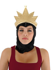 Disney Consumer Products Evil Queen Headpiece with Attached Cowl