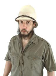 elope British Pith Plush Helmet
