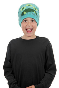 Disney Consumer Products Fred Knit Slouch Beanie