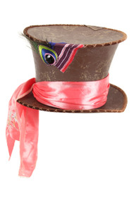 Disney Consumer Products Mad Hatter Tea Party Replica Plush Hat