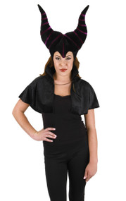 Disney Consumer Products Maleficent Plush Hat